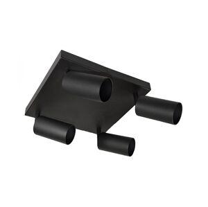 BOWI Bodové svítidlo FARGO 4xGU10/30W/230V černá