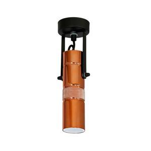 Luminex Bodové svítidlo SALVA 1xGU10/8W/230V měděná