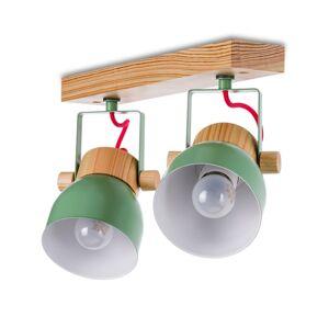 Light4home Dětské bodové svítidlo VIANA 2xE27/60W/230V
