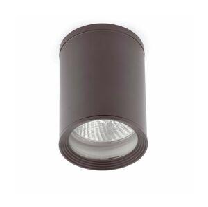 FARO TASA 70806, stropní svítidlo venkovní, tmavá šedá, 75W, 230V, kov, E27, IP 44