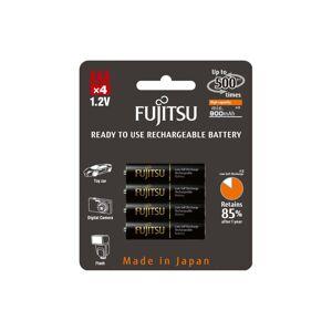 Fujitsu BLACK AA 2450 mAh 4ks Fujitsu