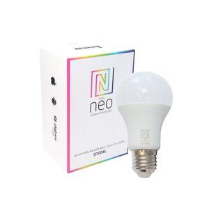 IMMAX NEO Smart LED žárovka E27 9W RGBW barevná i teplá studená bílá, stmívatelná