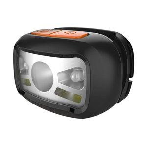 Platinet LED Nabíjecí čelovka s červeným světlem LED/3W/230V