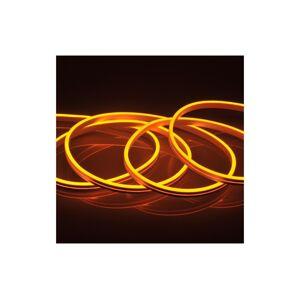 Polux LED Pásek NEON 2 m LED/17W/12V IP65 oranžová