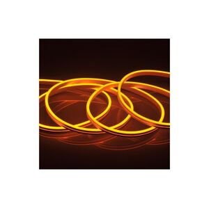 Polux LED Pásek NEON 5 m LED/27W/12V IP65 oranžová
