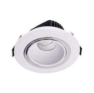 Emithor LED Podhledové svítidlo DOWNLIGHT PLASTIC LED/5W/230V 9,6 cm