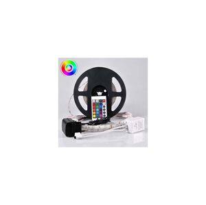 Polux LED RGB Stmívatelný venkovní pásek 5m LED/14W/12V IP65 + DO