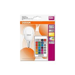 Osram LED RGBW Stmívatelná žárovka STAR E14/4,5W/230V 2700K + DO