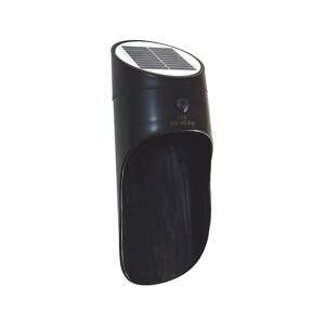 BOWI LED Solární nástěnné svítidlo se senzorem PALESA LED/1W IP65 černá