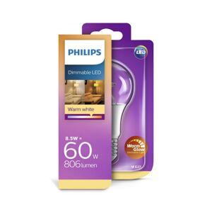 Philips LED Stmívatelná žárovka Philips A60 E27/8,5W/230V 2200