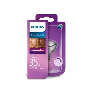 Philips LED Stmívatelná žárovka Philips GU5,3/MR16/6,3W/12V 2700K