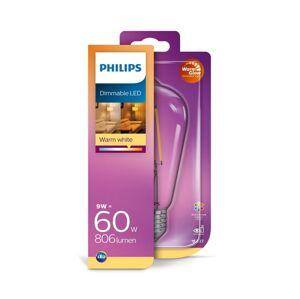 Philips LED Stmívatelná žárovka Philips VINTAGE E27/9W/230V 2200K