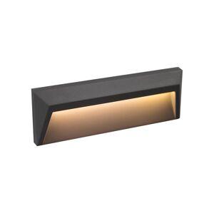 Polux LED Venkovní schodišťové svítidlo HOLDEN LED/1,6W/230V IP65