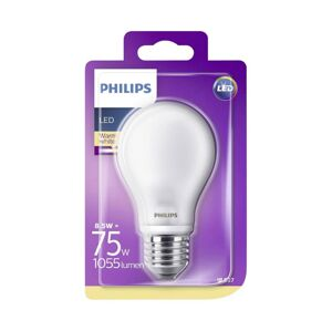 Philips LED Žárovka Philips E27/8,5W/230V 2700K