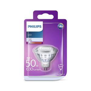 Philips LED Žárovka Philips GU5,3/8W/12V 4000K