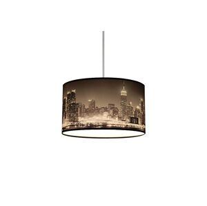 Lampdar Lustr CITY 1xE27/60W/230V