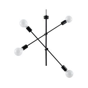 Sollux Lustr na lanku CONCEPT 4xE27/60W/230V