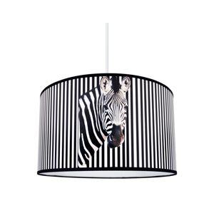 Lampdar Lustr na lanku ZEBRA 1xE27/60W/230V