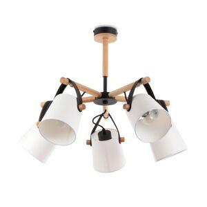Light4home Lustr na tyči RIONI 5xE27/60W/230V