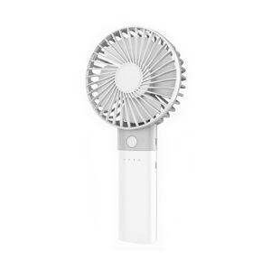 Platinet Nabíjecí ventilátor s powerbankou 4000 mAh/3,7V microUSB