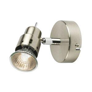 Nástěnné bodové svítidlo CILINDRO 1xGU10/50W/230V