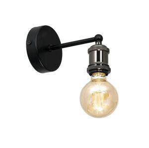 Milagro Nástěnné svítidlo EDISON 1xE27/60W/230V