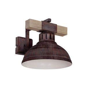 Luminex Nástěnné svítidlo HAKON 1xE27/60W/230V patina