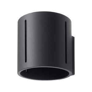 Sollux Nástěnné svítidlo INEZ 1xG9/40W/230V černá