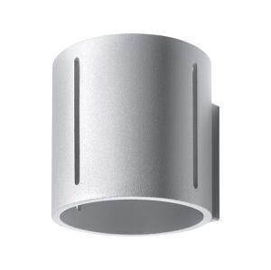 Sollux Nástěnné svítidlo INEZ 1xG9/40W/230V šedá