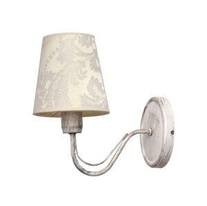 Helam Nástěnné svítidlo MALBO II 1xE27/60W/230V bílá