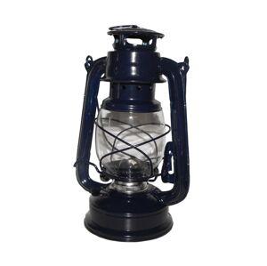 Rosler Petrolejová lampa 24 cm modrá