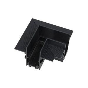 Milagro Podpovrchový rohový držák MAGNETIC TRACK černý