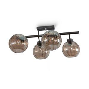 Light4home Přisazený lustr FIKY 4xE27/60W/230V