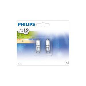 Philips SADA 2x Halogenová žárovka Philips G9/42W/230V
