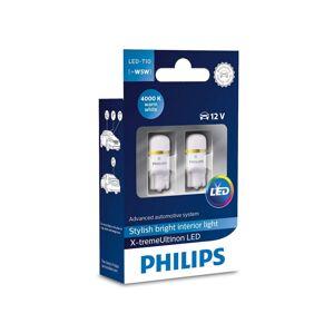 Philips SADA 2x LED Autožárovka Philips X