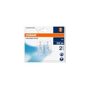 Osram SADA 2x Žárovka HALOSTAR GY6,35/50W/12V 2950K