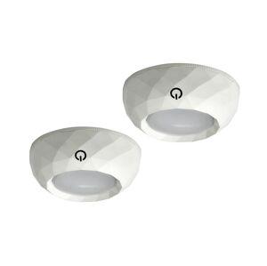 Polux SADA 2xLED Dotykové svítidlo LED/4,5V/3xAAA
