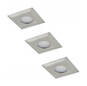 Výrobce po 1 ks SADA 3x LED Podhledové svítidlo 3xLED/2,3W/230V