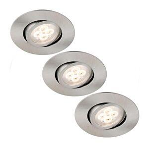 Výrobce po 1 ks SADA 3x LED Podhledové svítidlo 3xLED/3W/230V
