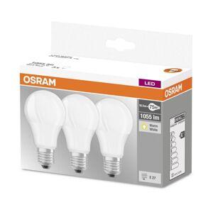 Osram SADA 3x LED Žárovka E27/11W/230V 2700K