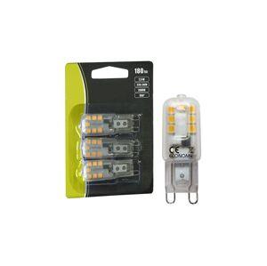 Polux SADA 3x LED žárovka G9/2,5W/230V 3000K