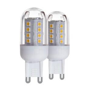 Eglo SET 2x LED žárovka G9/2,5W