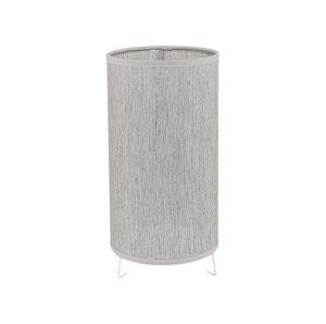 Duolla Stolní lampa ECO 1xE14/40W/230V 230 mm šedá