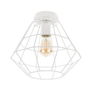 TK Lighting Stropní svítidlo DIAMOND 1xE27/60W/230V bílá