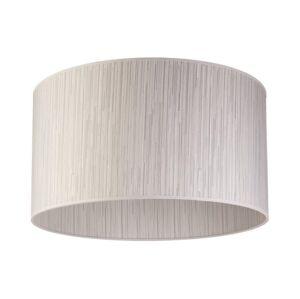 Duolla Stropní svítidlo ESSEX 1xE27/40W/230V stříbrná