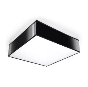 Sollux Stropní svítidlo HORUS 35 2xE27/60W/230V černá