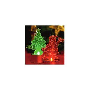FK Technics Vánoční dekorace 1xLED/1xCR2032