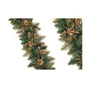 ANMA Vánoční dekorace GIRLANDA ONE 100 cm