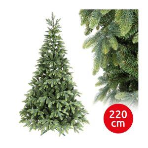 ANMA Vánoční stromek LOVA 220 cm smrk