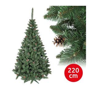 ANMA Vánoční stromek NECK 220 cm jedle